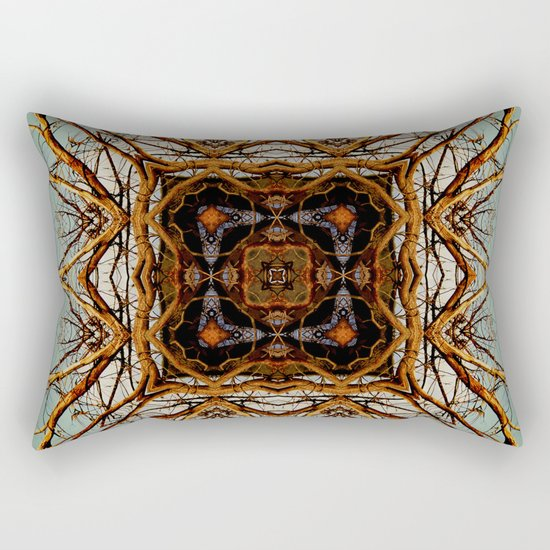 The Square Root Rectangular Pillow