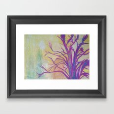 Abstract Landscape II Framed Art Print