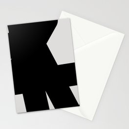Abstract Form 03 Stationery Cards