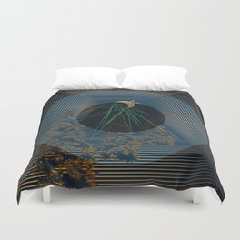 Hot Toddy Duvet Cover