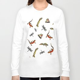 Let's go to the pond Long Sleeve T-shirt
