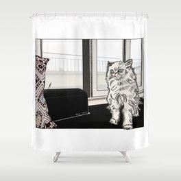 Mieko Shower Curtain