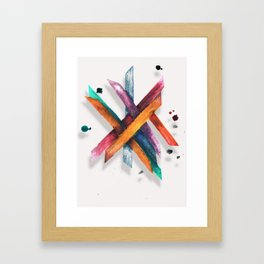 G E O M E T R I C Framed Art Print