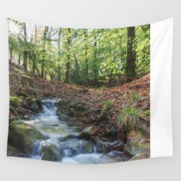 Early Spring Sunrise II Wall Tapestry