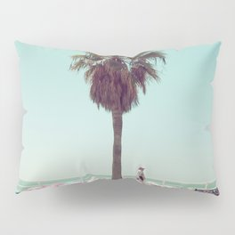 Just Another Summer Postcard Pillow Sham