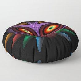 The Mask Of Majora Floor Pillow