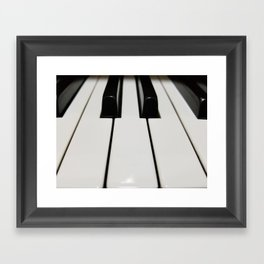 Piano Framed Art Print