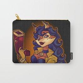 Carmelita Fox Carry-All Pouch