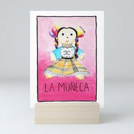 La Muñeca Mini Art Print