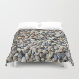 Baby Clams Duvet Cover