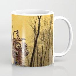 The Exterminator and His Dog Coffee Mug