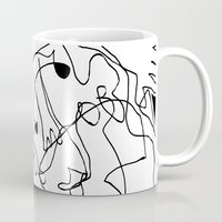 naked Mugs featuring Naked Truth by 5wingerone