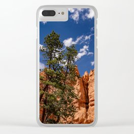 Bryce Canyon National Park, Utah - 1 Clear iPhone Case