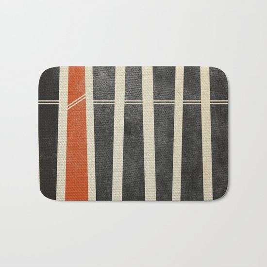 Frenzy Bath Mat