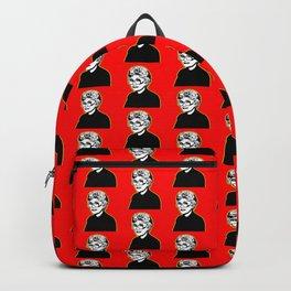 Estelle Getty   Pop Art Backpack