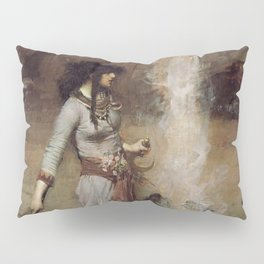 The Magic Circle, John William Waterhouse Pillow Sham