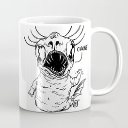 Mostro Brutto fa ciao Coffee Mug