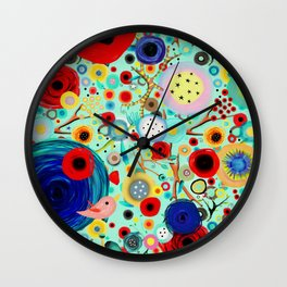 Zur Höllen mit den anderen Wall Clock