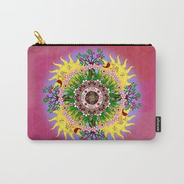 Garden Blessings Om Carry-All Pouch