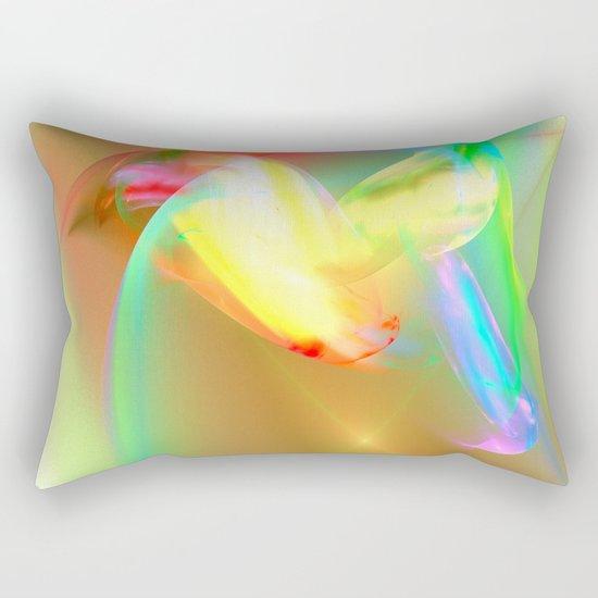 Light of Life Rectangular Pillow
