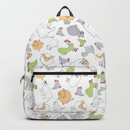 The Little Farm Animals Backpack