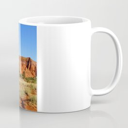 Capitol Rock, Palo Duro Canyon, Texas 2013 Coffee Mug