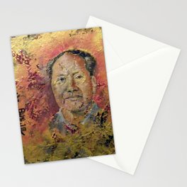 Mao Tse Tung Stationery Cards