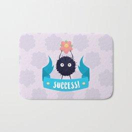 Susuwatari Success! Bath Mat