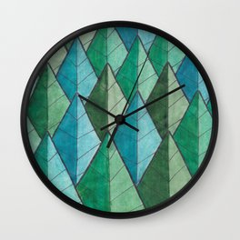 For the Trees Wall Clock