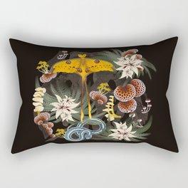 Secrets of the Dark Forest Rectangular Pillow