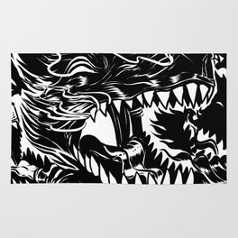 Wolf Core Rug