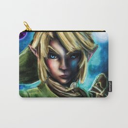 Legend of Zelda Link the Epic Hylian Carry-All Pouch
