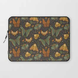 Autumn Moths Laptop Sleeve