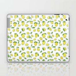 Lemon Leaf Laptop & iPad Skin