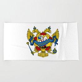 Russia Сборная (Sbornaya, The National Team) ~Group A~ Beach Towel