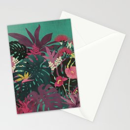 Tropical Tendencies Stationery Cards