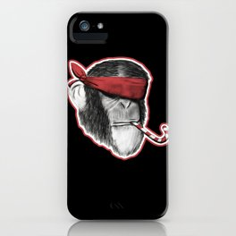 Any Last Words? iPhone Case