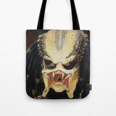 The Predator Tote Bag