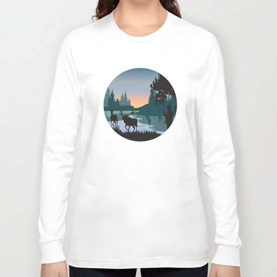 My Nature Collection No. 47 Long Sleeve T-shirt