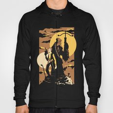 The Scoundrel & The Wookie Hoody