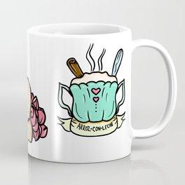 Arroz Con Mint Tea Con Bizcocho Coffee Mug