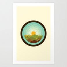 Autumnus Art Print