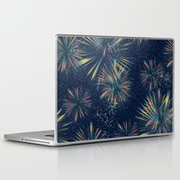 fireworks Laptop & iPad Skins featuring Fireworks! by LLL Creations