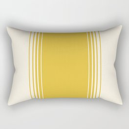Marigold & Crème Vertical Gradient Rectangular Pillow