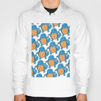 squirtle Hoodies featuring  1 Squirtle, 2 Squirtle, 3 Squirtle, 4 by pkarnold + The Cult Print Shop
