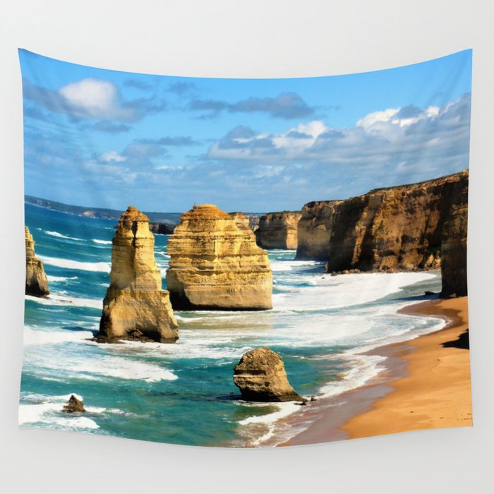 The Apostles Wall Tapestry