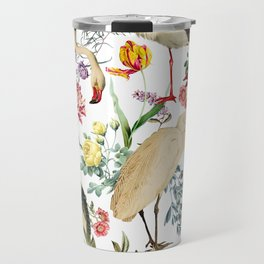 Long Legged Birds I Travel Mug