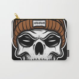 enjoy skull Carry-All Pouch