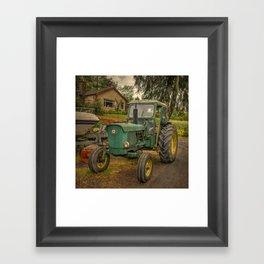 John Deere 2020 Framed Art Print
