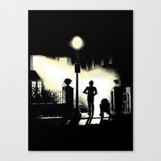 The droids (clean) Canvas Print